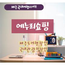[ 제주도/국내여행 에누리쇼핑 ]
