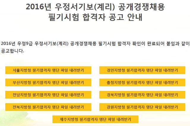 우정사업본부합격자발표.png